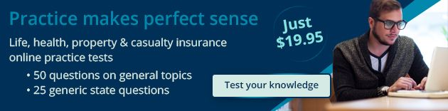 Insurance Practice Tests